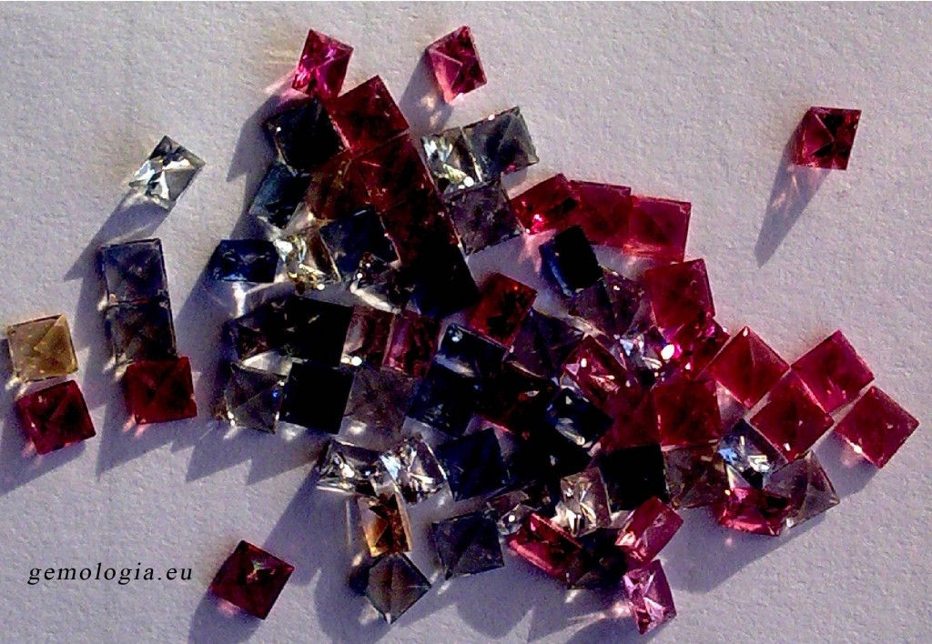 ruby and sapphires